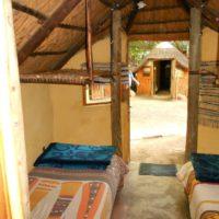 Sleeping huts River Camp 1